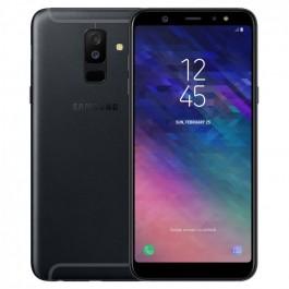 SAMSUNG GALAXY A6+ 2018 A605 DUAL SIM BLACK 32GB