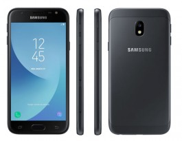 SAMSUNG GALAXY J3 SM-J330 2017 BLACK