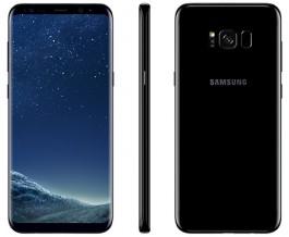 SAMSUNG GALAXY S8+ G955F Midnight Black