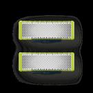 PHILIPS QP220/55 OneBlade Ανταλλακτικό Κοπτικής Μηχανής (2τμχ)